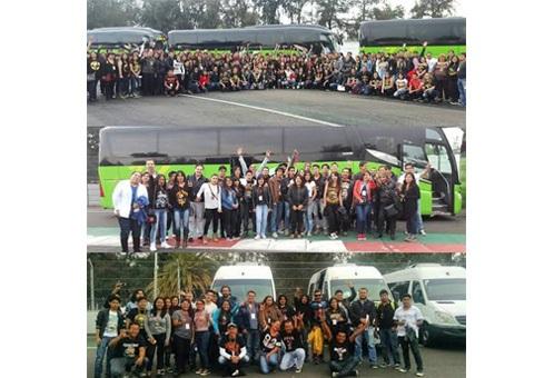 Transporte para conciertos en Puebla Palmas Plaza el primer Businnes Life Center en Puebla Centro comercial y oficinas en renta
