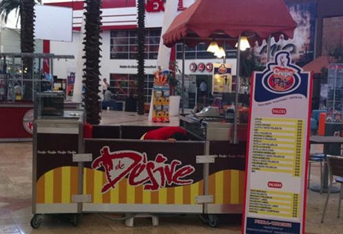 Desire en Palmas Plaza el primer Businnes Life Center en Puebla Centro comercial y oficinas en renta