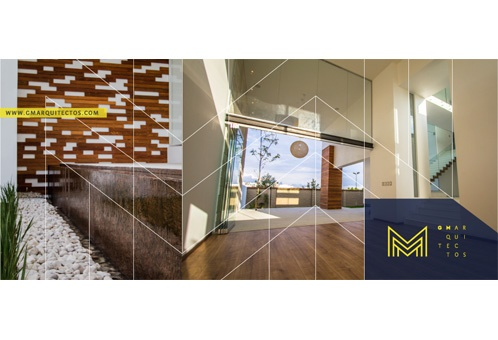 GM Arquitectos en Palmas Plaza el primer Businnes Life Center en Puebla Centro comercial y oficinas en renta