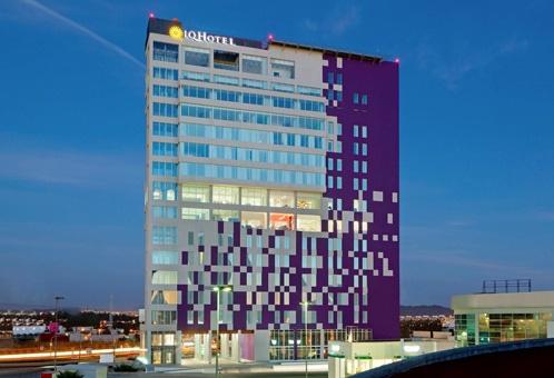 Hotel la Quinta en Palmas Plaza el primer Businnes Life Center en Puebla Centro comercial y oficinas en renta